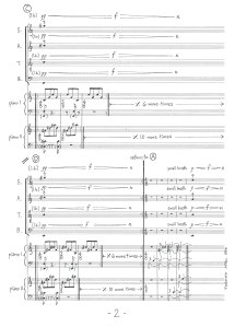 Quarter-Tone Study score 1990 pg2 text resize